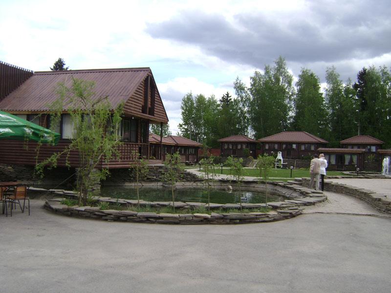 Ресторанный комплекс, Московская обл.